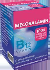 MECOBALAMIN pakovanje - vitamin b12